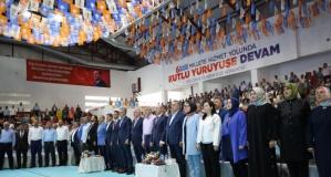 AK Parti Gölcük, kongresi 2017