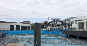 Çayırova Kent Park dökülüyor fotoğrafları