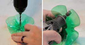Plastik Şişeleri geri Dönüşümde nasıl kullanılır?