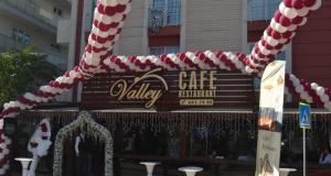 Gebze Valley Cafe & Restaurant açıldı