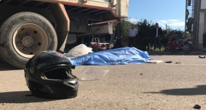 15 Yaşındaki Yaser Motosiklet kazasında öldü