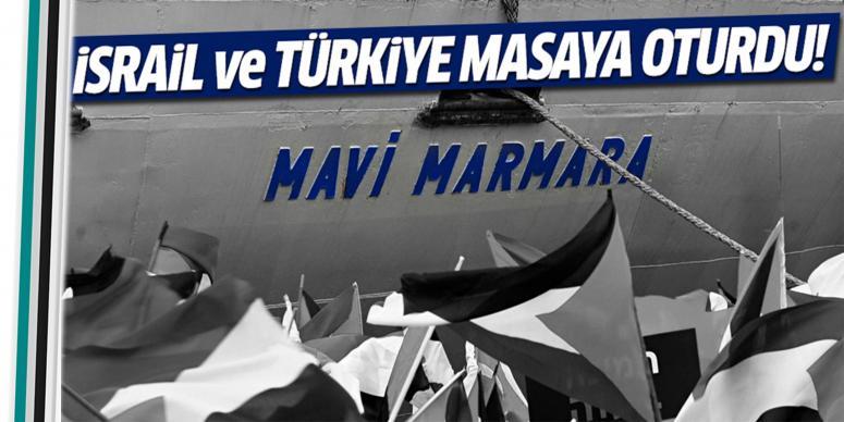 İsrail ve Türkiye, Cenevre'de görüştü