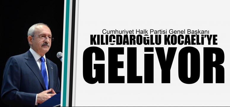 Kemal Kılıçdaroğlu geliyor