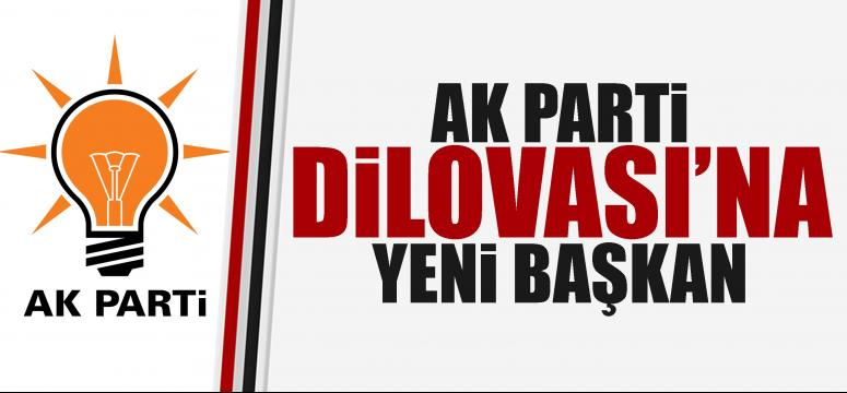 AK Parti Dilovası'na yeni başkan