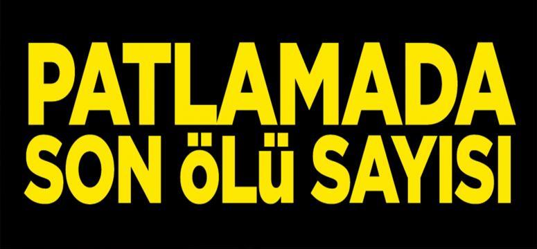 Ankara'daki patlamada ölü sayısı arttı