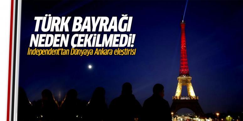 İndependent'tan İngiltere'ye Ankara eleştirisi