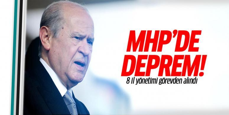 MHP'de deprem
