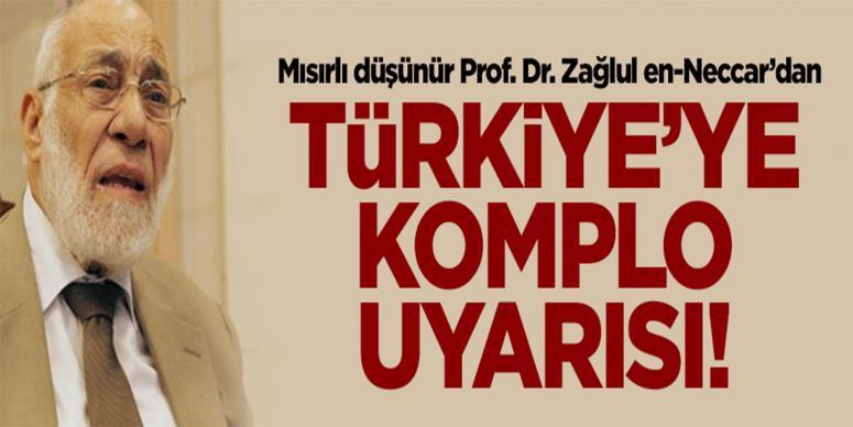 Mısırlı düşünürden Türkiye ve İslam alemine uyarı