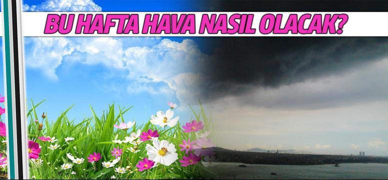 Türkiye bu hafta iki mevsimi birden yaşayacak