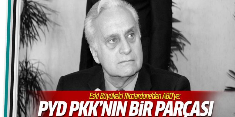 PYD PKK'nın bir parçası