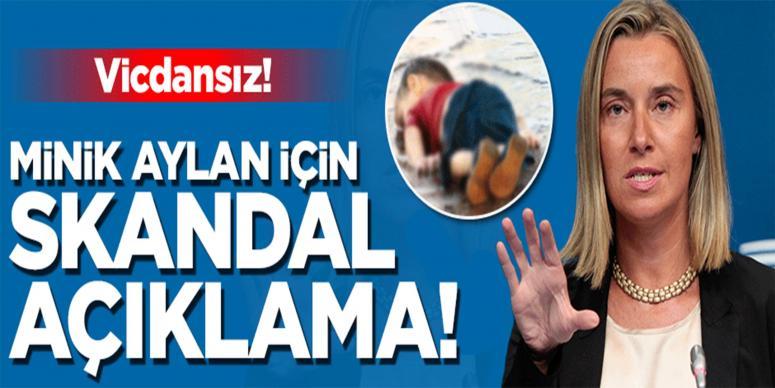 Aylan Kurdi'nin ölümü hakkında skandal açıklama