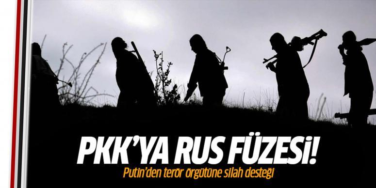 İşte PKK'nın silahlarının listesi!