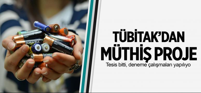 Tübitak'dan müthiş proje