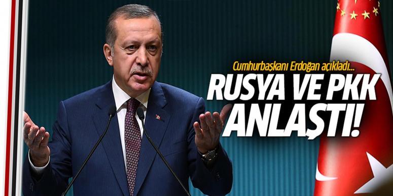Rusya ve PKK anlaştı