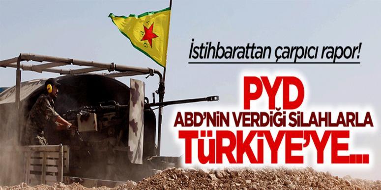 PYD, Suriye'den Türkiye'ye sızmaya çalışıyor!