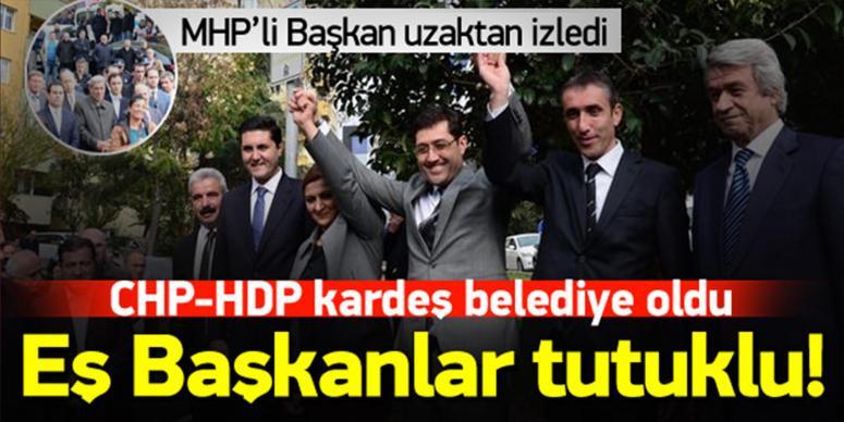 CHP'li ve HDP'li belediyeler 'kardeş' oldu