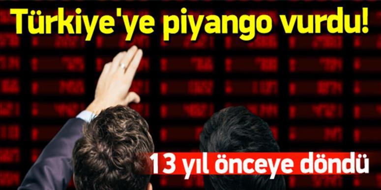 Türkiye'ye piyango vurdu!