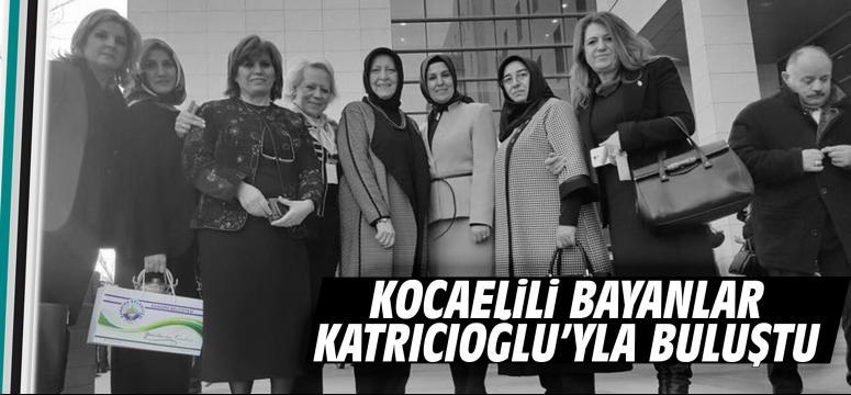 Kocaelili Bayanlar Katırcıoğlu'na gitti