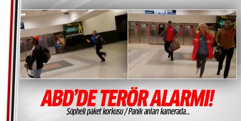 ABD'de terör alarmı