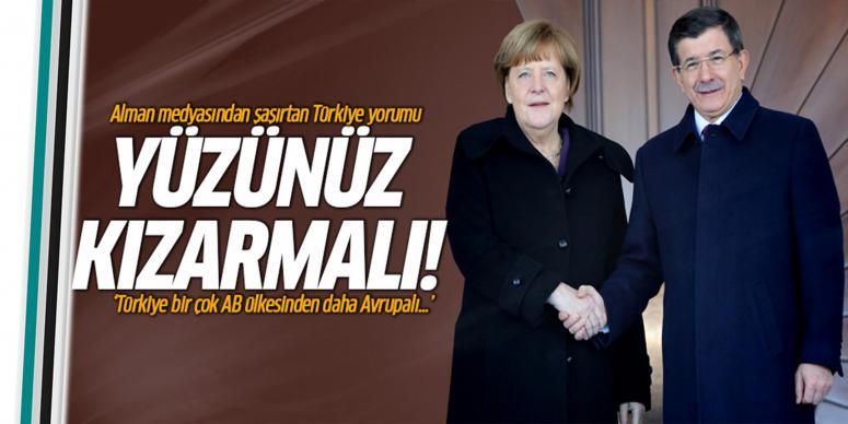 'Türkiye bir çok AB ülkesinden daha Avrupalı!'
