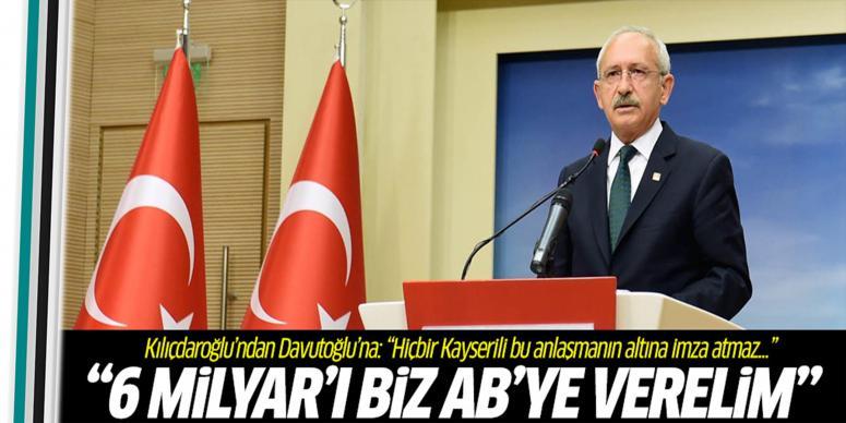 AB-Türkiye zirvesi yorumu