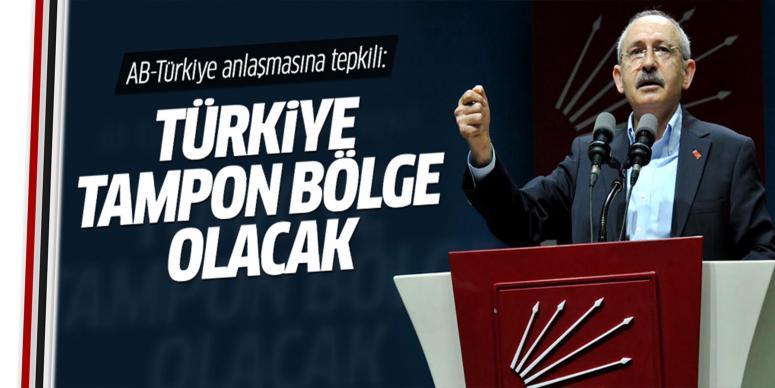 AB-Türkiye anlaşmasına tepki