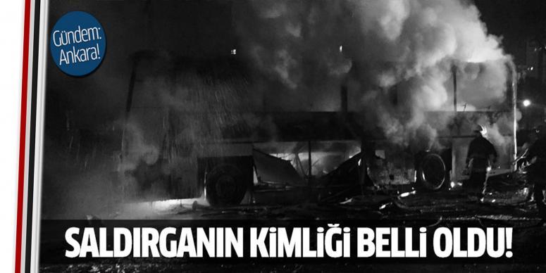 Ankara saldırısını düzenleyen teröristin kimliği belli oldu