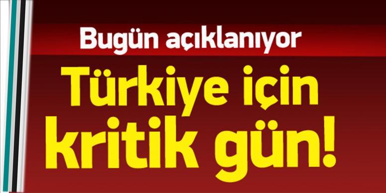 Türkiye çin kritik gün