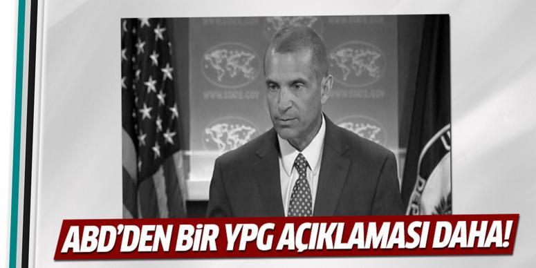Toner'dan bir YPG açıklaması daha