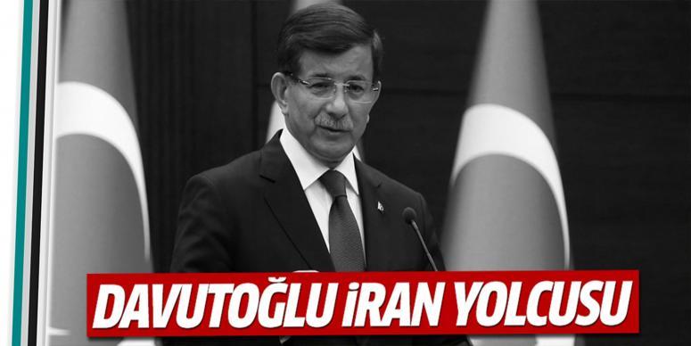Davutoğlu İran yolcusu...