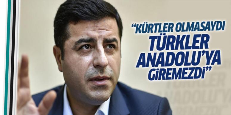 Kürtler olmasaydı Türkler Anadolu'ya giremezdi