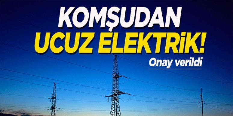Türkiye ucuz elektrik