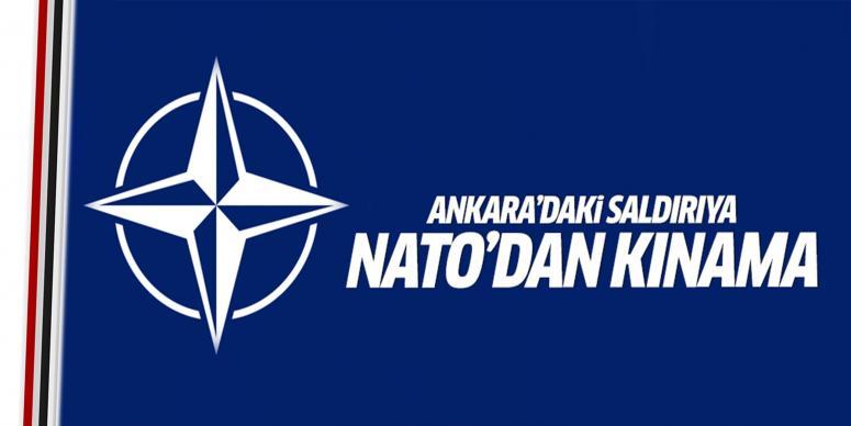 NATO'dan Ankara saldırısına kınama