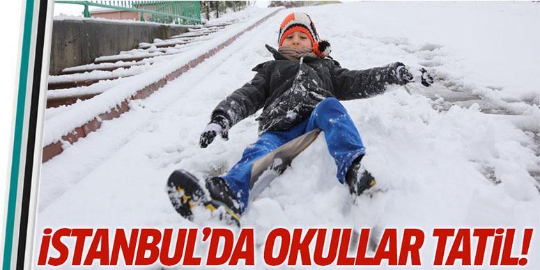 İstanbul Valiliği'nden tatil açıklaması