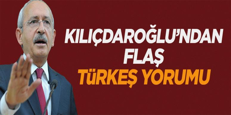 Kılıçdaroğlu'ndan Türkeş yorumu