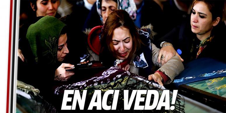 Ankara'da hayatını kaybedenlere son veda!