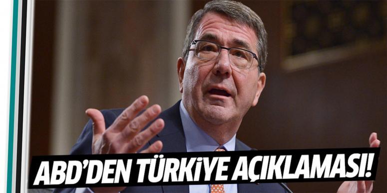 Türkiye, ABD'nin iyi ve uzun süreli bir müttefiki