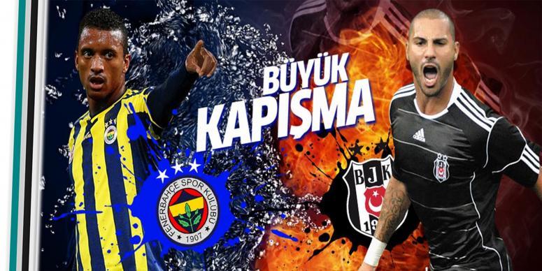 Kadıköy'de derbi heyecanı!