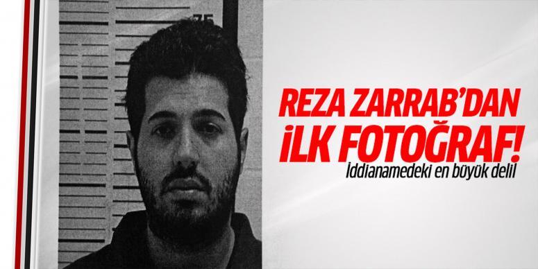 Reza Zarrab'ın ilk fotoğrafı!