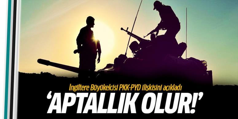 PKK-PYD ilişkisini açıkladı