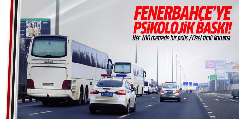 Fenerbahçe'ye psikolojik baskı!