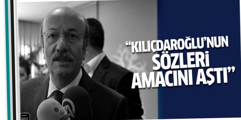 Bekaroğlu'ndan Kılıçdaroğlu yorumu