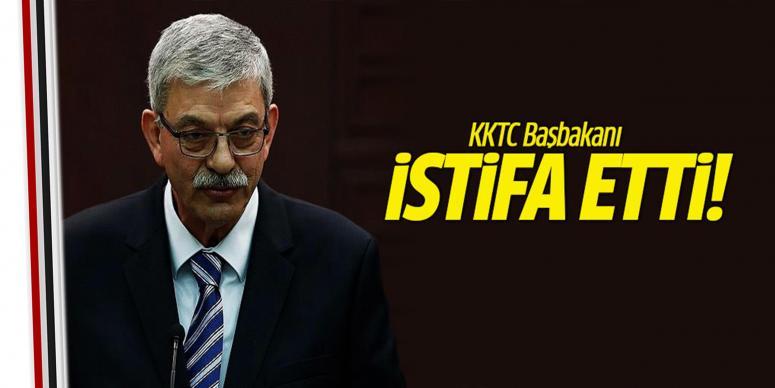 KKTC Başbakanı Kalyoncu istifası etti