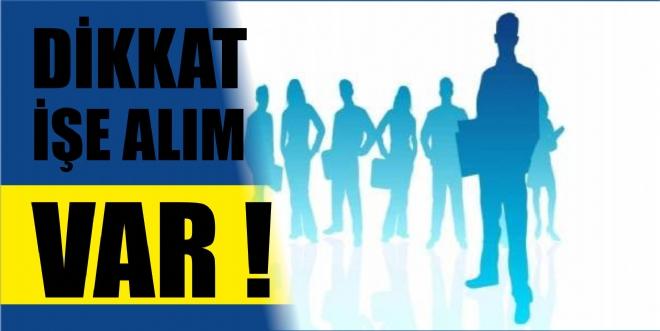 871 kişi işe alınacak