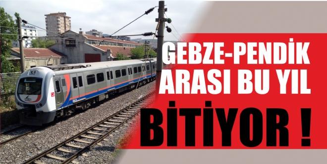 İstanbul'un Banliyö Hatlarındaki İnşaatların Bitiş Tarihi Belli Oldu