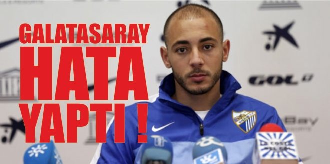 Galatasaray hata yaptı, Amrabat gitti!
