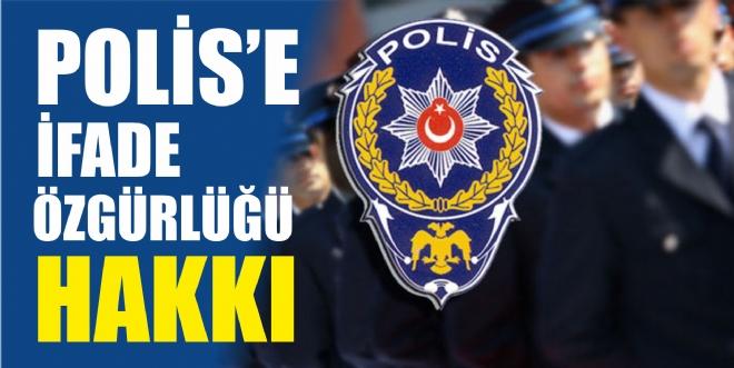 Polise o hak verildi!