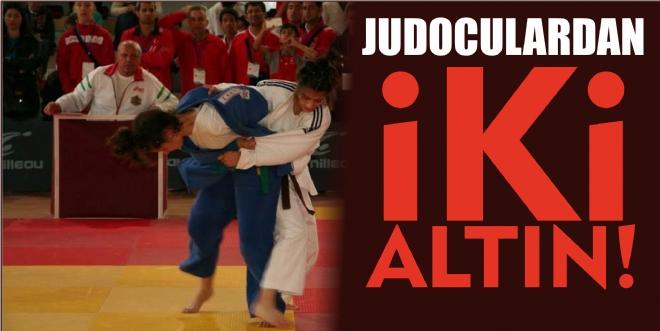 Judoculardan İki Altın'da Karadağ'dan