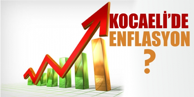 Kocaeli'de enflasyon yüzde 0,30 düştü