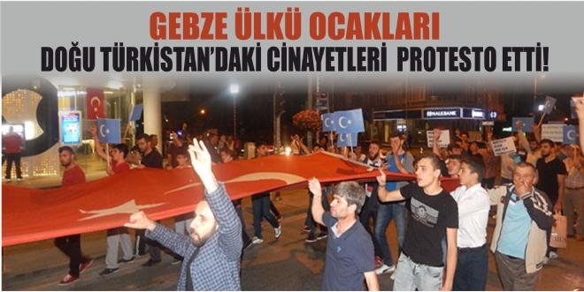 'Doğu türkistan'daki cinayetlerin hesabı verilecek'